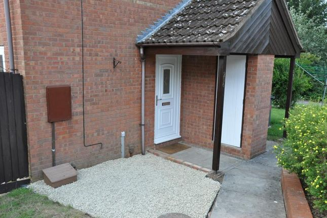 Thumbnail Semi-detached house to rent in Ormonds Close, Bradley Stoke, Bristol