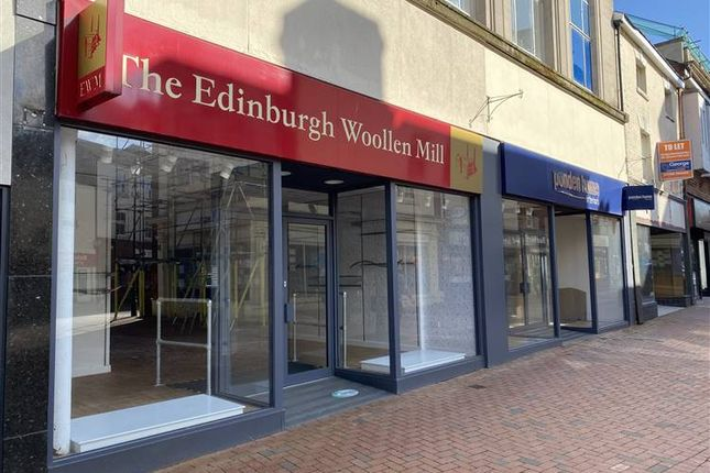Leisure/hospitality to let in Market Place, Rugby