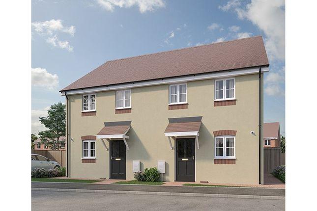 Thumbnail Semi-detached house for sale in Plot 79, High Penn Park, Larkspur Drive, Calne, Wiltshire