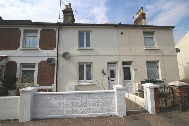 Thumbnail Terraced house for sale in Ashford Road, Eastbourne