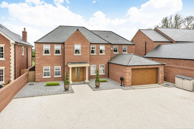 Thumbnail Detached house for sale in Charnwood House Main Road, Hundleby, Spilsby