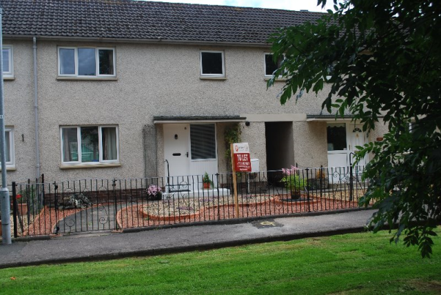 Thumbnail Terraced house to rent in Crookston Place, Peebles, 9Al