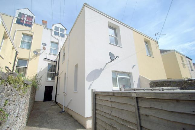 Thumbnail Maisonette for sale in Embankment Road, Plymouth