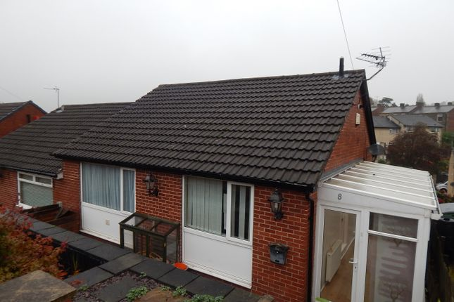 Thumbnail Bungalow to rent in Rockhill Close, Birstall