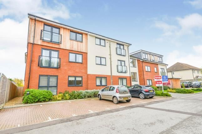 Thumbnail Flat for sale in The Foundry, Cooks Way, Hitchin, Hertfordshire