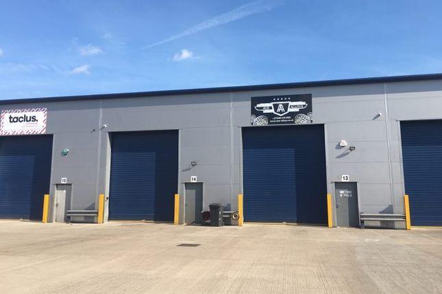 Industrial to let in Unit 13, Wentloog Buildings, Rumney, Cardiff