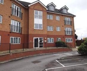 Thumbnail Flat for sale in Taylforth Close, Liverpool