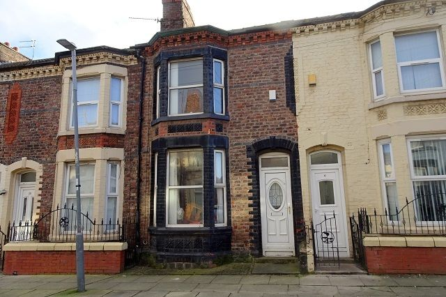 Hawkesworth Street, Anfield, Liverpool L4