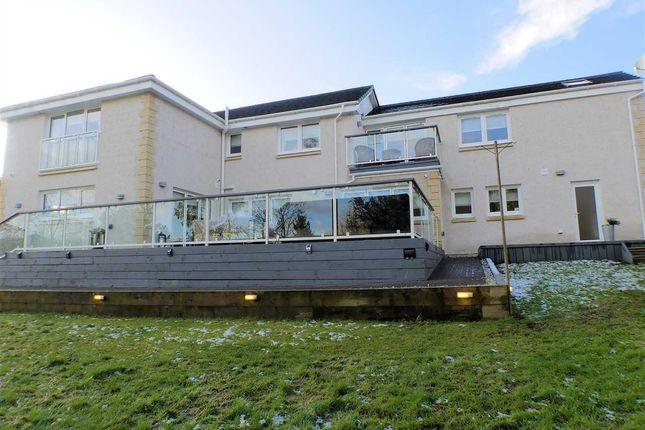 Thumbnail Detached house for sale in Glen Quoich, East Kilbride, Glasgow