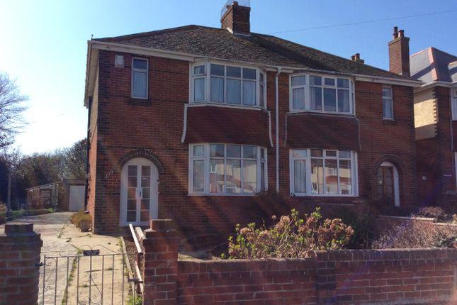 Thumbnail Property to rent in High Street, Wyke Regis, Weymouth