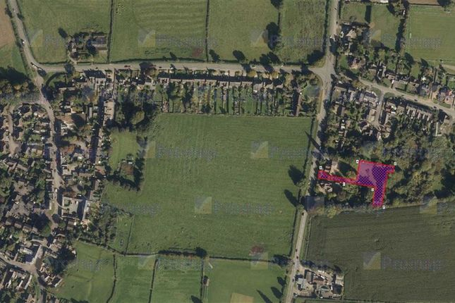Thumbnail Land for sale in Hollyhurst, Lutterworth Road, Dunton Bassett, Leicestershire
