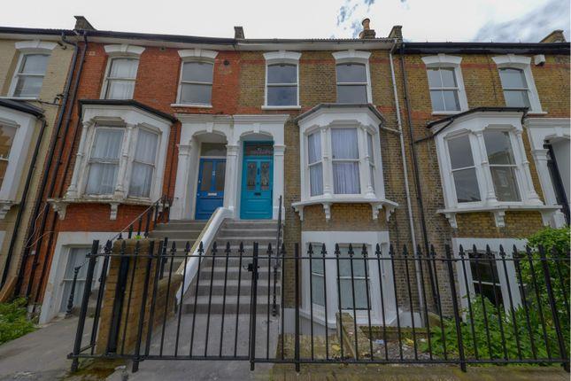 Thumbnail Terraced house for sale in Alvington Crescent, London