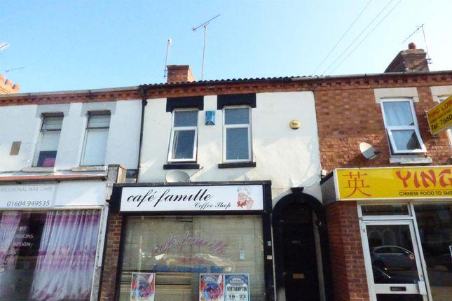 Thumbnail Flat to rent in St. Leonards Road, Northampton