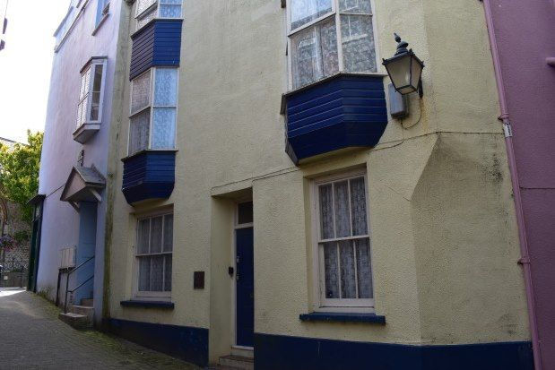 Thumbnail Terraced house to rent in Crackwell Street, Tenby