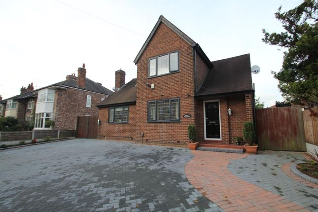 Thumbnail Detached house for sale in Irlam Road, Flixton, Urmston, Manchester