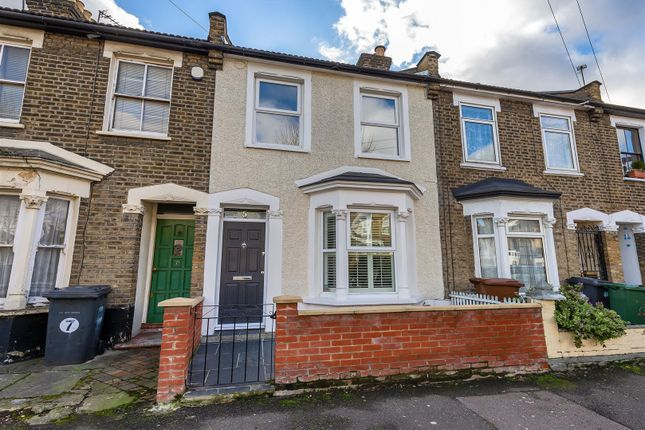 Thumbnail Terraced house for sale in Huddlestone Road, London