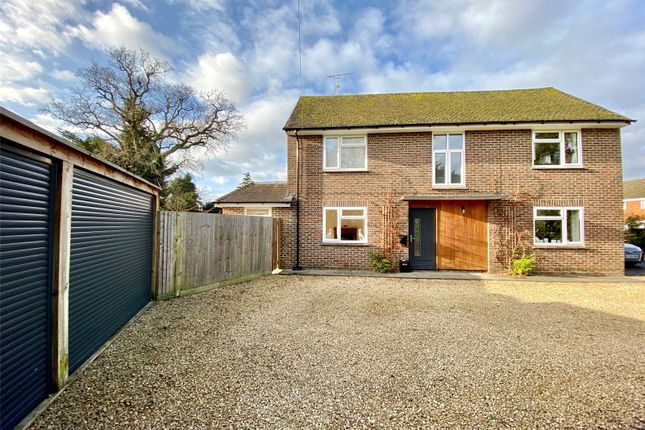 Thumbnail Detached house for sale in Worthing Road, Horsham, West Sussex