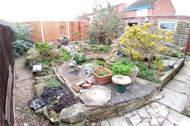 Rear Garden of Gairloch Close, Stenson Fields, Derby DE24