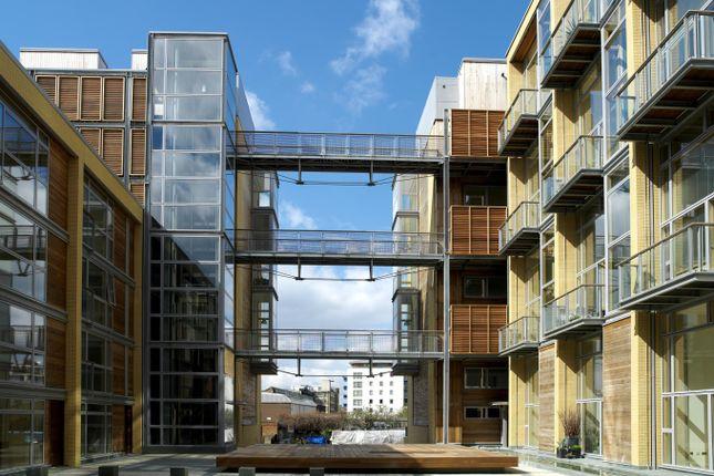 Thumbnail Block of flats for sale in Kingsland Road, London