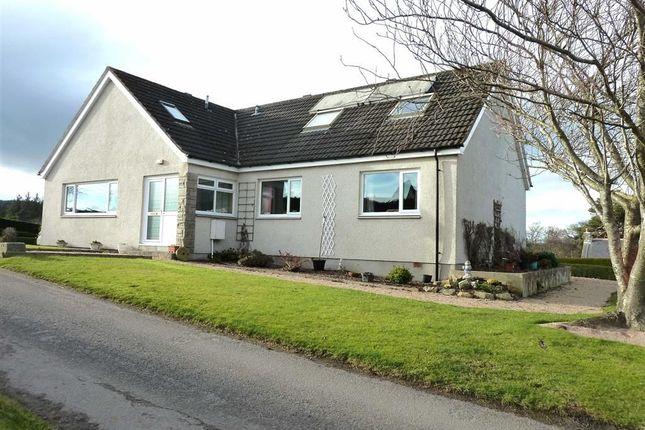 Thumbnail Detached house for sale in Miltonduff, Elgin