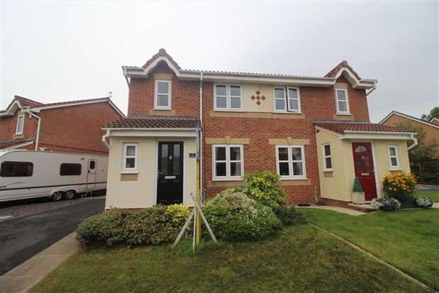 Front of Hurstwood Drive, Blackpool FY2