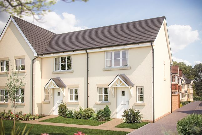 """Thumbnail Terraced house for sale in """"The Amberley"""" at Hadden Hill, Didcot, Oxfordshire, Didcot"""