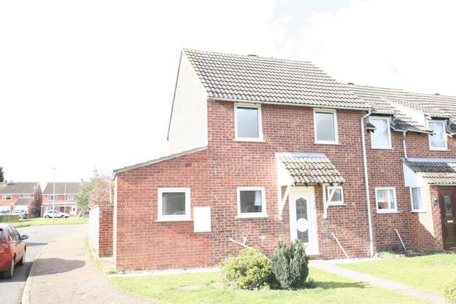 Thumbnail Semi-detached house to rent in Salmons Way, Fakenham