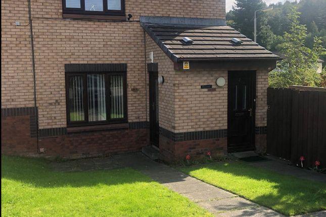 Thumbnail Flat to rent in Dormanside Court, Glasgow
