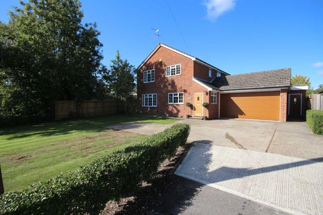 Thumbnail Detached house for sale in Terrace Road North, Binfield, Bracknell
