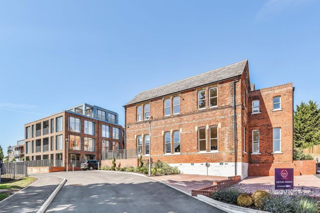 Thumbnail Flat for sale in Tennyson House, Laureate Gardens, Henley-On-Thames