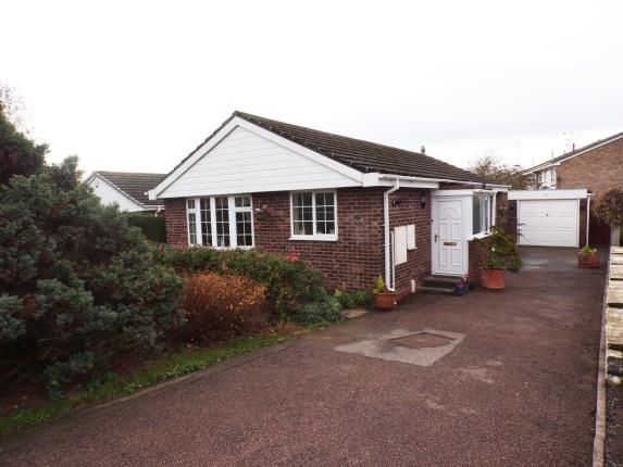 Thumbnail Bungalow for sale in Austcliff Close, Crabbs Cross, Redditch, Worcestershire
