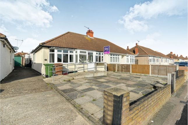 Thumbnail Bungalow for sale in Abbotts Walk, Bexleyheath