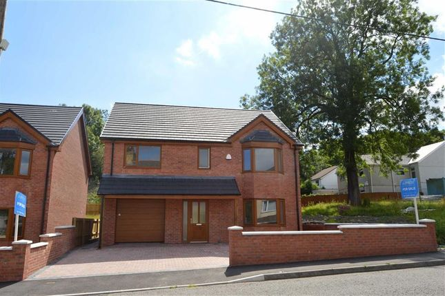 Thumbnail Detached house to rent in Charles Street, Tredegar, Gwent