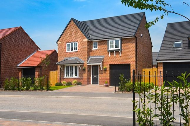 """4 bed detached house for sale in """"Somerton"""" at Filter Bed Way, Sandbach CW11"""