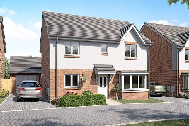 """Thumbnail Property for sale in """"The Winkfield"""" at Lower Road, Aylesbury"""