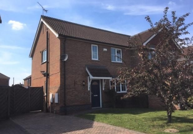 Thumbnail Semi-detached house for sale in Coverdale Road, Scunthorpe