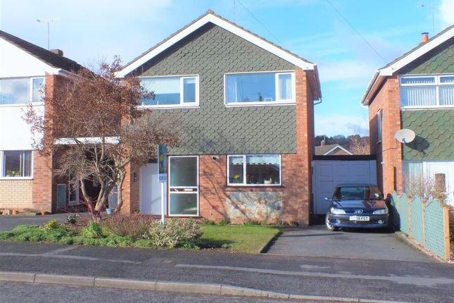 Thumbnail Link-detached house for sale in Coningsby Drive, Kidderminster