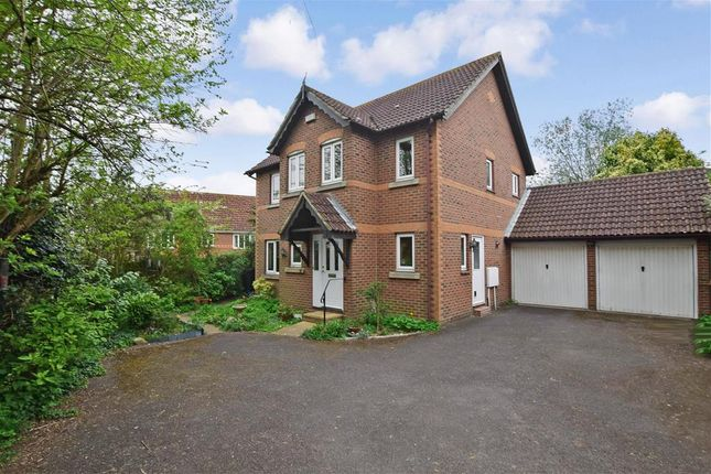 Thumbnail Detached house for sale in Strouts Road, Ashford, Kent