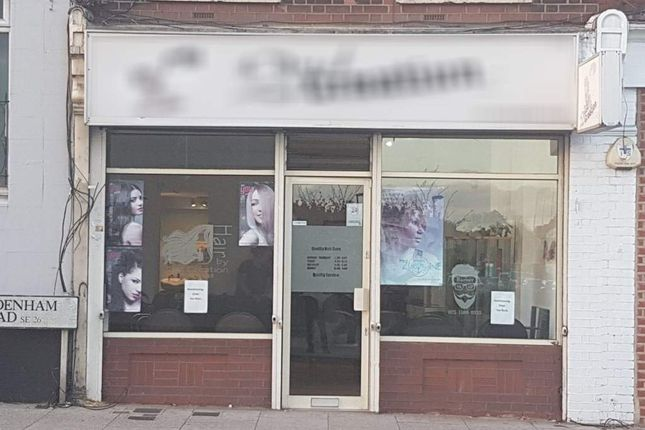 Thumbnail Retail premises for sale in Sydenham Road, London