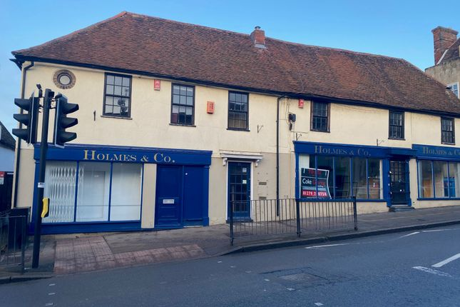 Thumbnail Retail premises for sale in Hockerill Street, Bishop's Stortford