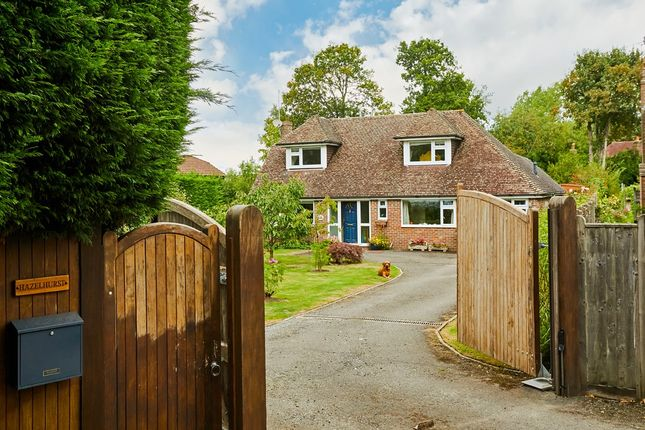 Thumbnail Detached house for sale in The Marlpit, Durgates, Wadhurst
