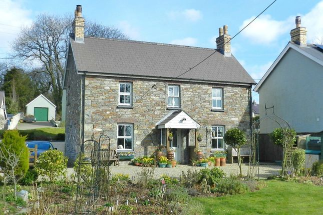Thumbnail Detached house for sale in New Moat Cottage, New Moat, Clarbeston Road, Pembrokeshire