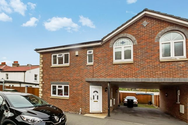 Thumbnail Semi-detached house for sale in Southlands Road, Bromley