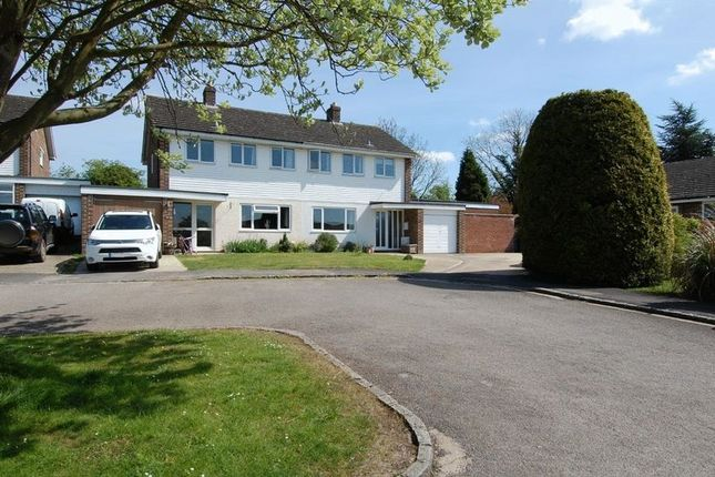 Thumbnail Semi-detached house for sale in Balliol Close, Tackley, Kidlington