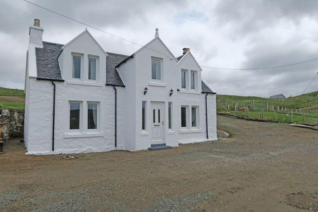 Thumbnail Cottage for sale in Upper Milovaig, Glendale, Isle Of Skye