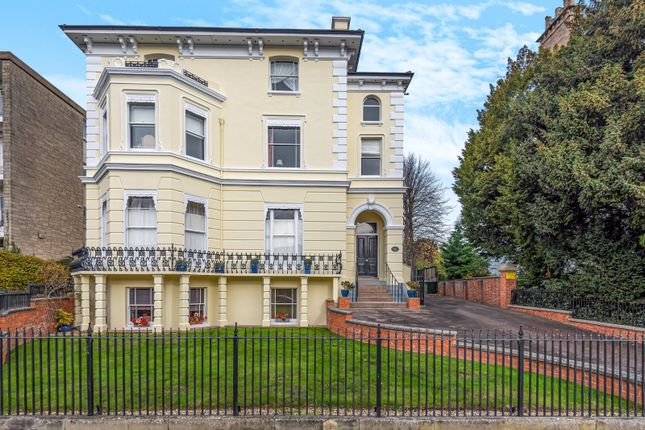Thumbnail Flat for sale in East Approach Drive, Pittville, Cheltenham, Gloucestershire