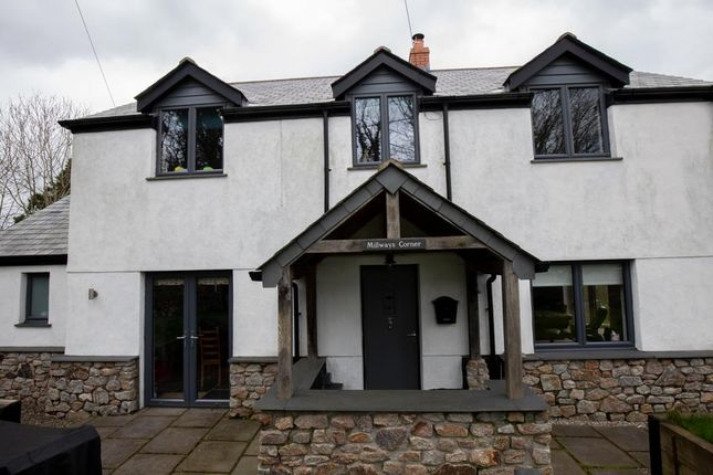 Thumbnail Detached house to rent in Rosenannon, Bodmin