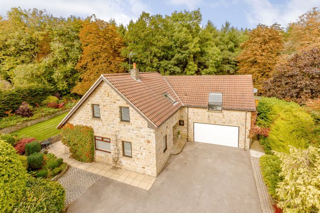 Thumbnail Detached house for sale in Oakdale Manor, Harrogate, North Yorkshire