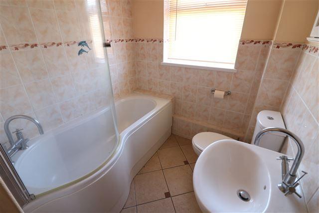 Bathroom of St. Ninians Road, Carlisle, Cumbria CA2