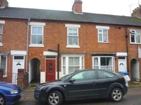 Thumbnail Terraced house to rent in Union Street, Desborough, Kettering